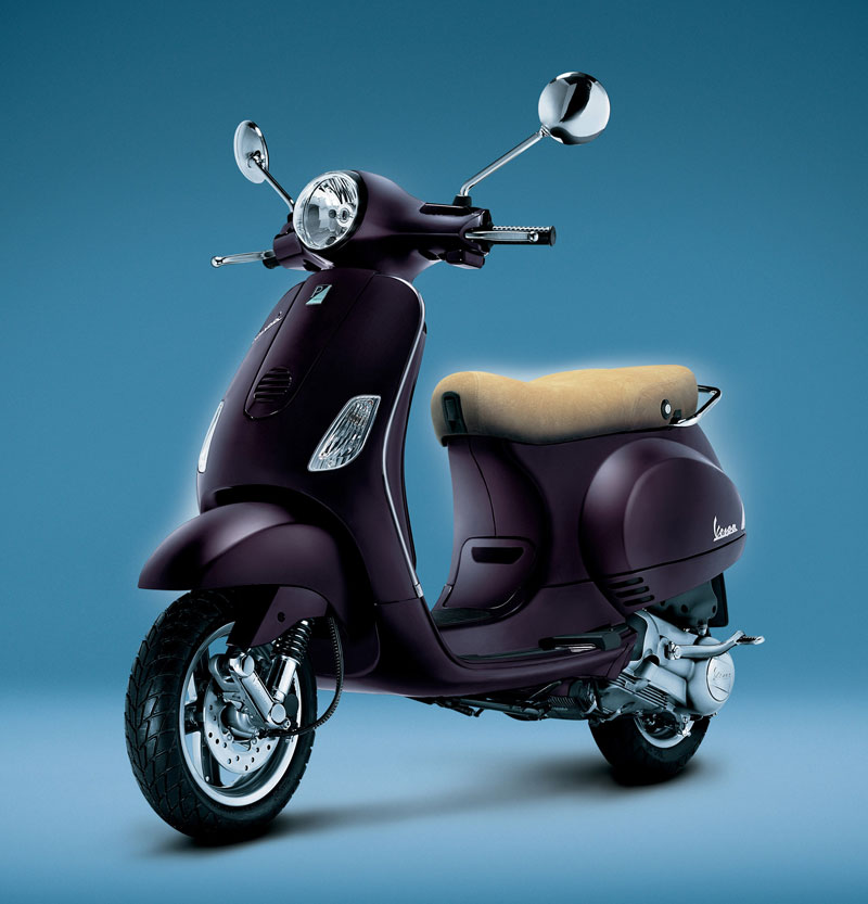 The Vespa scooter [Archive] - AppleNova Forums